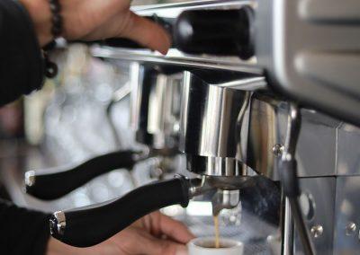 Kaffee-Spezialitäten im La Piazzetta